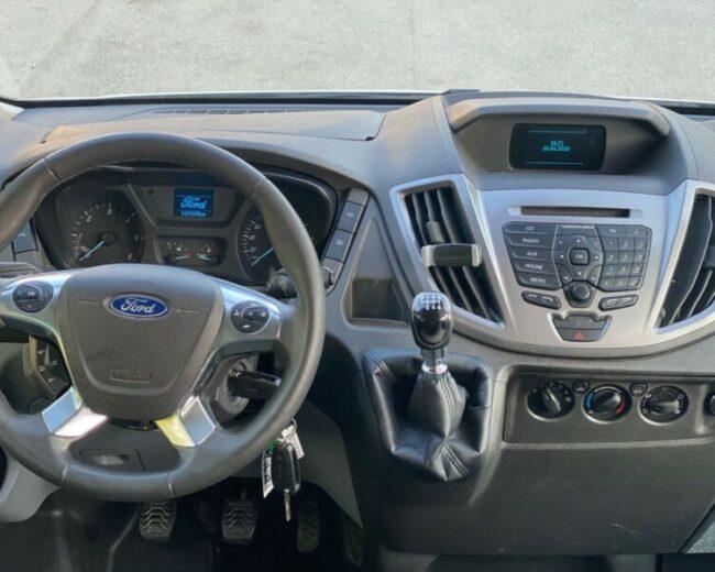 Ford transit pronajem